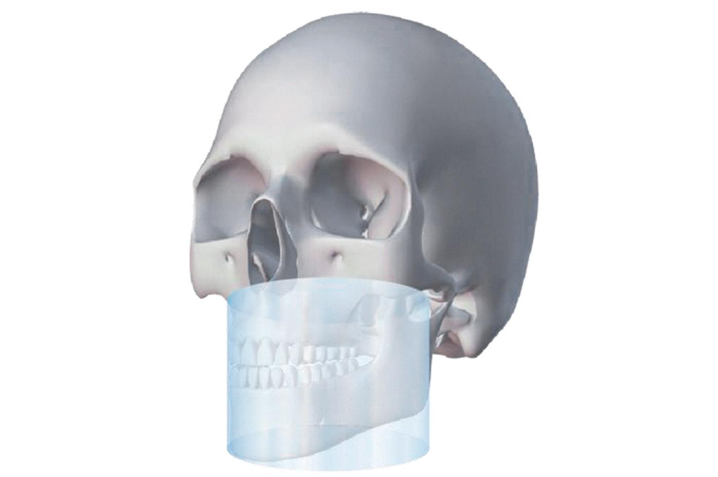 Praxis Dr. Wardak Kronberg 3D Roentgen